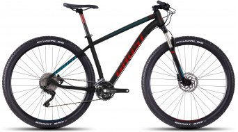 Ghost Tacana 7 29 MTB Komplettbike Gr. XL black/red/blue Mod. 2016