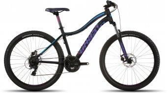 Ghost Lawu 2 26 MTB Komplettbike Damen-Rad Gr. S black/pink/blue Mod. 2016