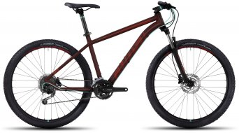 Ghost Kato 3 AL 650B/27.5 MTB bici completa rojo Mod. 2017