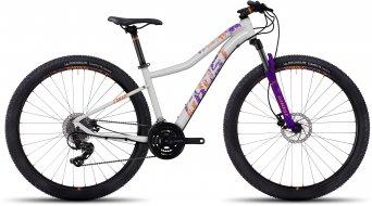 Ghost Lanao 1 AL 29 MTB(山地) 整车 女士-Rad 型号 S star white/violet/tangerine 橙色 款型 2017
