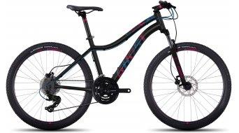 Ghost Lanao 1 AL 26 MTB bike ladies version black/fuchsia pink 2017