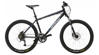 KONA Fire Mountain bike black/blue 2013