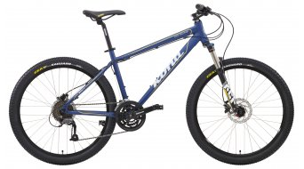 "KONA Fire Mountain bike size 38,1cm (15"") blue 2014"