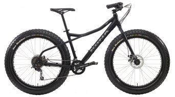 KONA WO Fat bike bike size S black 2014