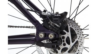 Kona Explosif 650B bici completa tamaño 43,18cm (17) purple Mod. 2016