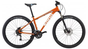 Kona Mahuna 29 bici completa tamaño 48,26cm (19) naranja Mod. 2016