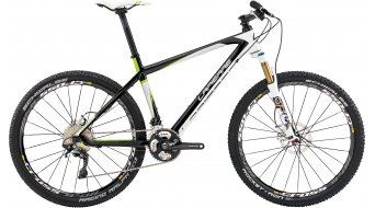 Lapierre Pro Race 700 carbon bike 2013