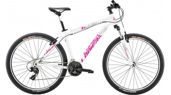 Lapierre Raid 127 V-Brake Lady 650B/27.5 ladies MTB bike white/pink glossy 2015