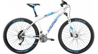 Lapierre Raid 327 Lady 650B/27.5 ladies MTB bike white/blue matt 2015