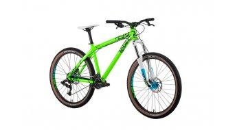 NS Bikes Clash 2 bike size L neon green 2015