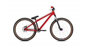 NS Bikes Movement 2 26 bike size unisize red 2016