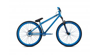 NS Bikes Metropolis 1 26 bici completa mis. unisize blue mod. 2016
