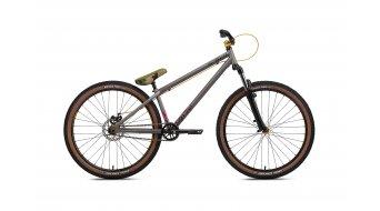 NS Bikes Metropolis 3 26 bici completa mis. unisize grey mod. 2016