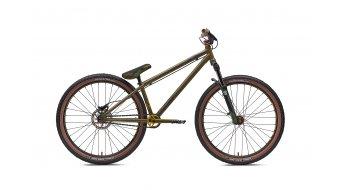 NS Bikes Metropolis 1 Cromo jízdní kolo univerzální velikost armáda green model 2017