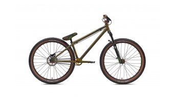NS Bikes Metropolis 1 Cromo vélo taille unique Army green Mod. 2017