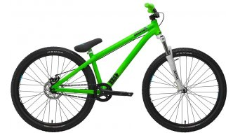 Octane One Zircus bike unisize green 2013