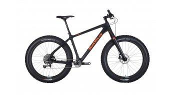 Salsa Beargrease carbon XX1 26 Fat bike bike blaze orange fade 2015