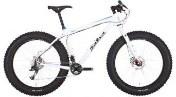 Salsa Mukluk 3 26 Fatbike bici completa arctic blanco Mod. 2015
