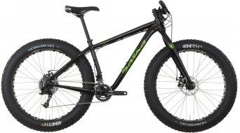 Salsa Beargrease X5 Fatbike bici completa negro Mod. 2016