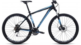 Specialized Rockhopper Komplettbike black/cyan/white Mod. 2013