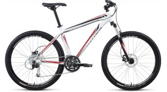 Specialized Hardrock Sport Disc 26 Komplettbike white/red/black Mod. 2014
