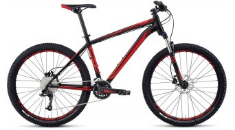 Specialized Rockhopper Comp Komplettbike black/red Mod. 2014