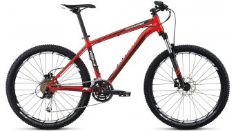 Specialized Rockhopper 26 Komplettbike red/charcoal/white Mod. 2014