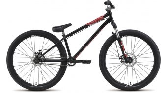 Specialized P26 26 MTB Komplettbike Gr. 558mm Oberrohr black/red/white Mod. 2015