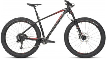Specialized Fuse HT Expert 6Fattie 650B+ / 27.5+ MTB Komplettbike Gr. M gloss black/red/white Mod. 2016
