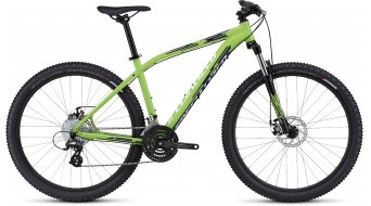 Specialized Pitch 650B / 27.5 MTB Komplettbike Gr. M gloss monster green/navy/white Mod. 2016