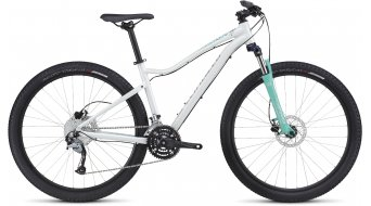 Specialized Jynx Sport 650B / 27.5 MTB Komplettbike Damen-Rad Gr. XS gloss dirty white/emerald/shadow silver Mod. 2016