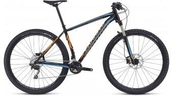 Specialized Crave 29 MTB Komplettbike gloss black/cyan/gallardo orange Mod. 2016