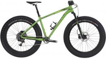 Specialized Fatboy Pro Trail 26 Fatbike Komplettbike gloss moto green/black/green fade Mod. 2016