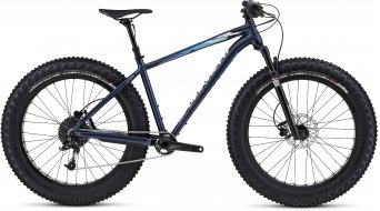 Specialized Fatboy Trail 26 Fatbike Komplettbike Gr. L gloss navy/white/blue fade Mod. 2016