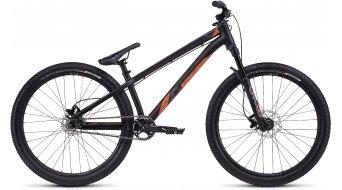Specialized P3 26 MTB Komplettbike Gr. 558mm-Toptube (22 TT) satin black/valencia orange/charcoal Mod. 2016