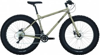 Surly Moonlander Fat bike bike cham-pain 2014