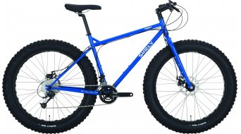 Surly Pugsley Fat bike bike 2014