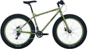 Surly Pug Ops Fat bike bike canvas green 2014
