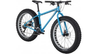 Surly Ice Cream Truck 26 Fatbike Komplettrad jack frost blue Mod. 2016