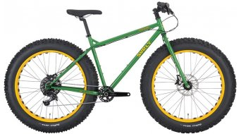 Surly Moonlander Special Ops fatbike fiets tractor time green model 2016