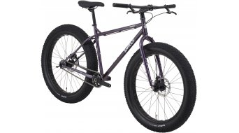 Surly Pug SS 26 Fatbike Komplettrad grape soda Mod. 2016