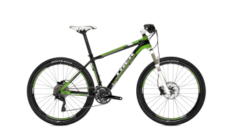 "Trek Elite 8.7 26"" bike green/black 2014"