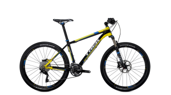 "Trek Elite 8.9 26"" bike yellow/black 2014"