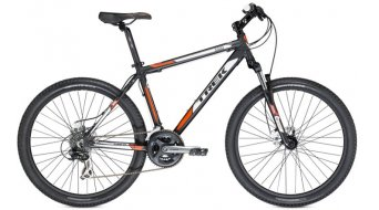 "Trek 3500 D 26"" bike size 57,2cm (22.26"") mat black/catalyst orange 2014"