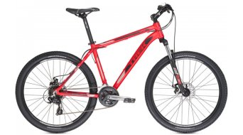 "Trek 3700 D 26"" bike size 57,2cm (22.26"") mat viper red/black titanium ite 2014"