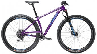 Trek Stache 7 29+ bike purple lotus model 2016