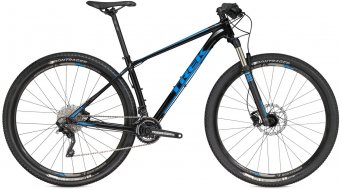 Trek Superfly 5 650B / 27.5 MTB Komplettbike Gr. 39.4cm (15.5) matte trek black/waterloo blue Mod. 2016