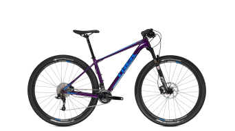 Trek Superfly 6 650B / 27.5 MTB Komplettbike Gr. 39.4cm (15.5) purple lotus/waterloo blue Mod. 2016