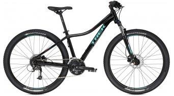 Trek Cali S WSD 650B/27.5 MTB bici completa Señoras-rueda tamaño 34.3cm (13.5) trek negro Mod. 2016
