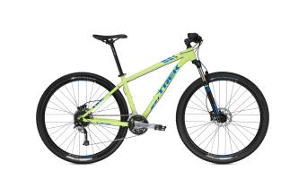 Trek X-Caliber 7 650B / 27.5 MTB Komplettbike Gr. 34.3cm (13.5) volt green/waterloo blue Mod. 2016